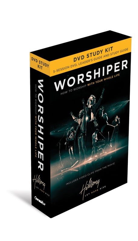 Worshiper DVD Study Kit