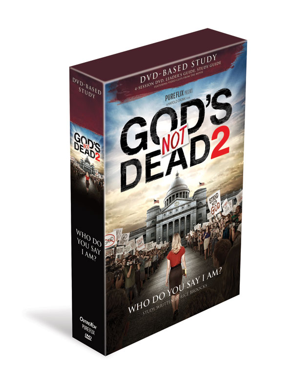 Gods Not Dead 2 DVD Study Kit