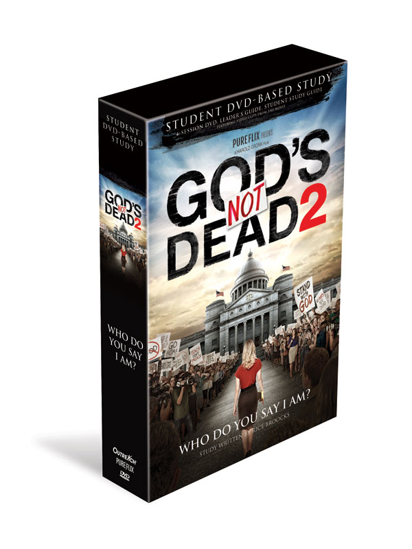 God's Not Dead 2 Student DVD Study Kit