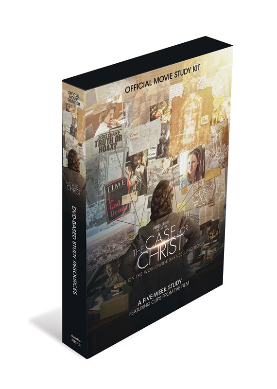 Small Groups, Case for Christ, The Case for Christ Official Movie Study Kit