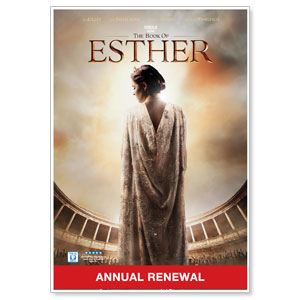 Book of Esther Movie License Renewals