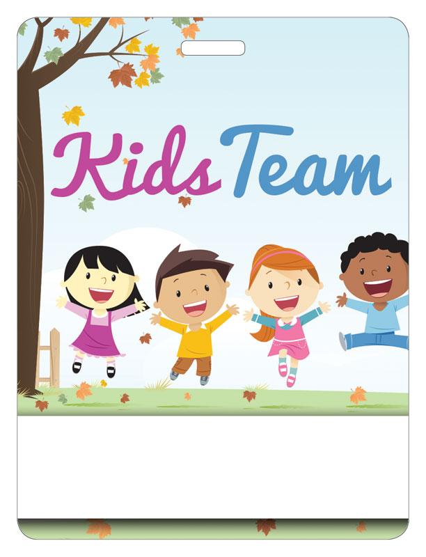 Kids Team Happy Kids