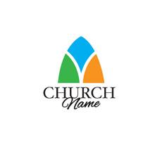 Arch Semi Custom Logo Logo