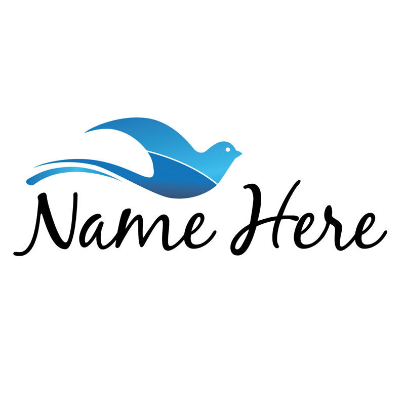 Dove flow semi custom logo logo church other outreach marketing altavistaventures Choice Image