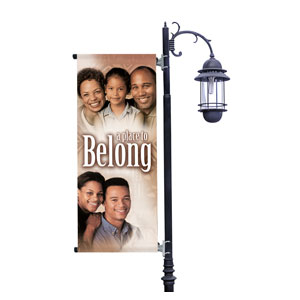 Place to Belong-AFA Banners
