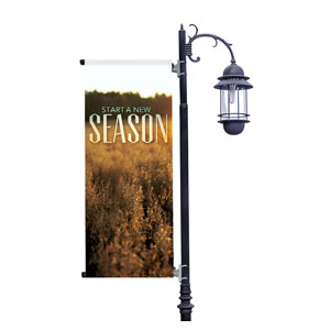 New Season Fall Banners