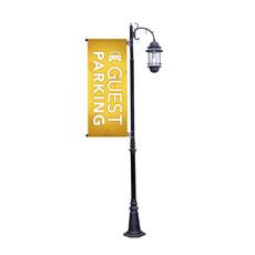 Guest Parking Banner