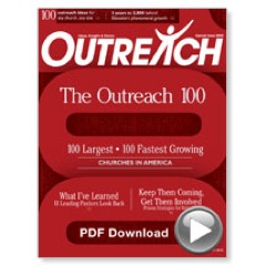 Outreach 100 2008 Magazine