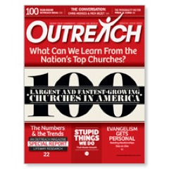 Outreach 100 2009 Magazine