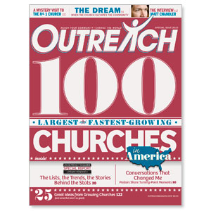Outreach 100 2010 Magazines