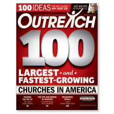 Outreach 100 2011 Magazine