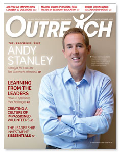 Outreach Magazine Sept/Oct 2012 Magazines