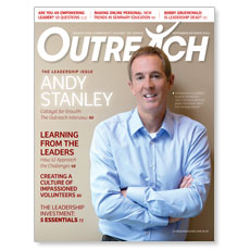 Outreach Magazine Sept/Oct 2012