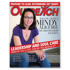 Outreach Magazine Sept/Oct 2013 Magazine