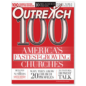 Outreach 100 Magazine 2013 Magazines