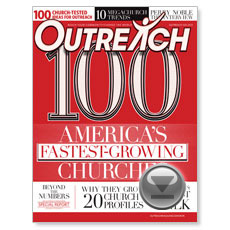 Outreach 100 Magazine 2013 Magazine
