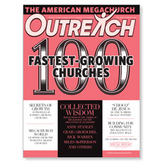 Outreach 100 Magazine 2014 Magazine