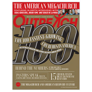 Outreach 100 Magazine 2015 Magazines