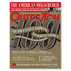 Outreach 100 Magazine 2015