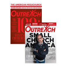 Outreach 100 Magazine 2016