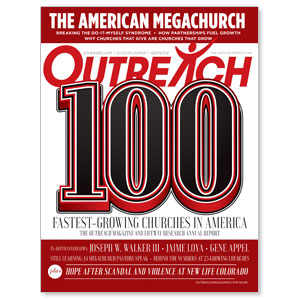 Outreach 100 Special Issue Magazine 2017 Magazine