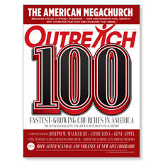 Outreach 100 Magazine 2017