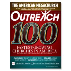 Outreach Top 100 Magazine 2018