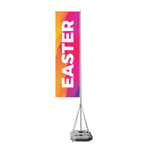 Easter Event Date Mega Flag