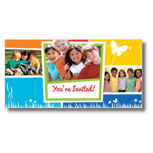 VBS Youre Invited XLarge Postcards