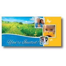 Summer Path XLarge Postcard