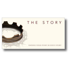 The Story XLarge Postcard