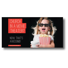 Movie Theater Church