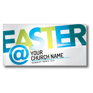Easter At XLarge Postcards