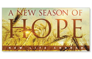 Hope Wheat XLarge Postcards
