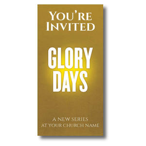 Glory Days XLarge Postcards