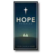 Hope Revealed XLarge Postcard