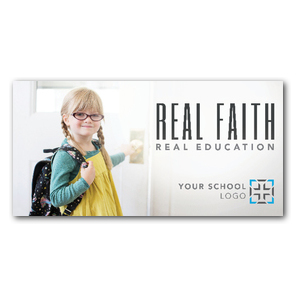 Real Faith Church Postcards