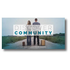 Discover Community People