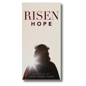 Risen Hope XLarge Postcards
