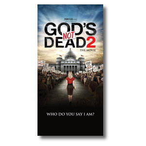 Gods Not Dead 2 XLarge Postcards