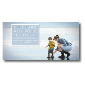 Mother's Day Seek XLarge Postcards