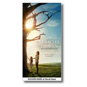 Miracles from Heaven XLarge Postcards