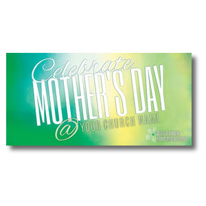 Mother's Day At XLarge Postcards