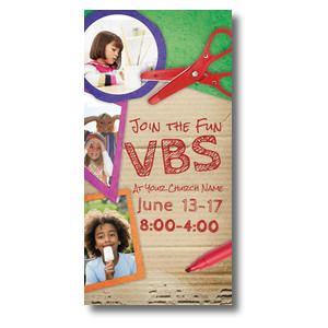 "VBS Crafts 11 x 5.5 Oversized Postcard 11"" x 5.5"" Oversized Postcards"