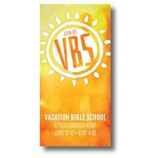 VBS Sunny XLarge Postcard