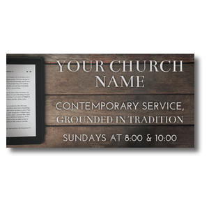 Tablet Bible Church Postcards