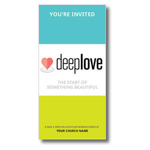 Deep Love Church Postcards