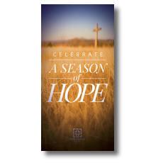 Season Hope XLarge Postcard