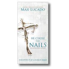 He Chose the Nails XLarge Postcard