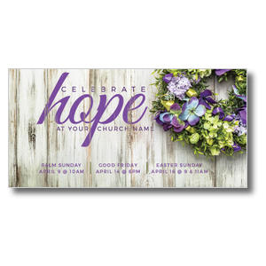 Celebrate Hope XLarge Postcards